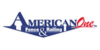 american-one-fence-logo