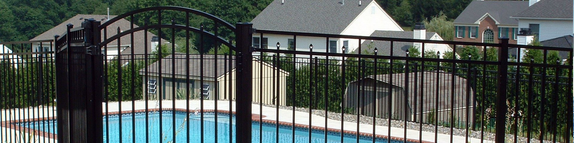 Inground Pool Fence
