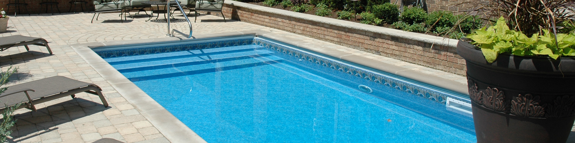 Pro edge pools inground pool installation service and more for Vinyl swimming pool